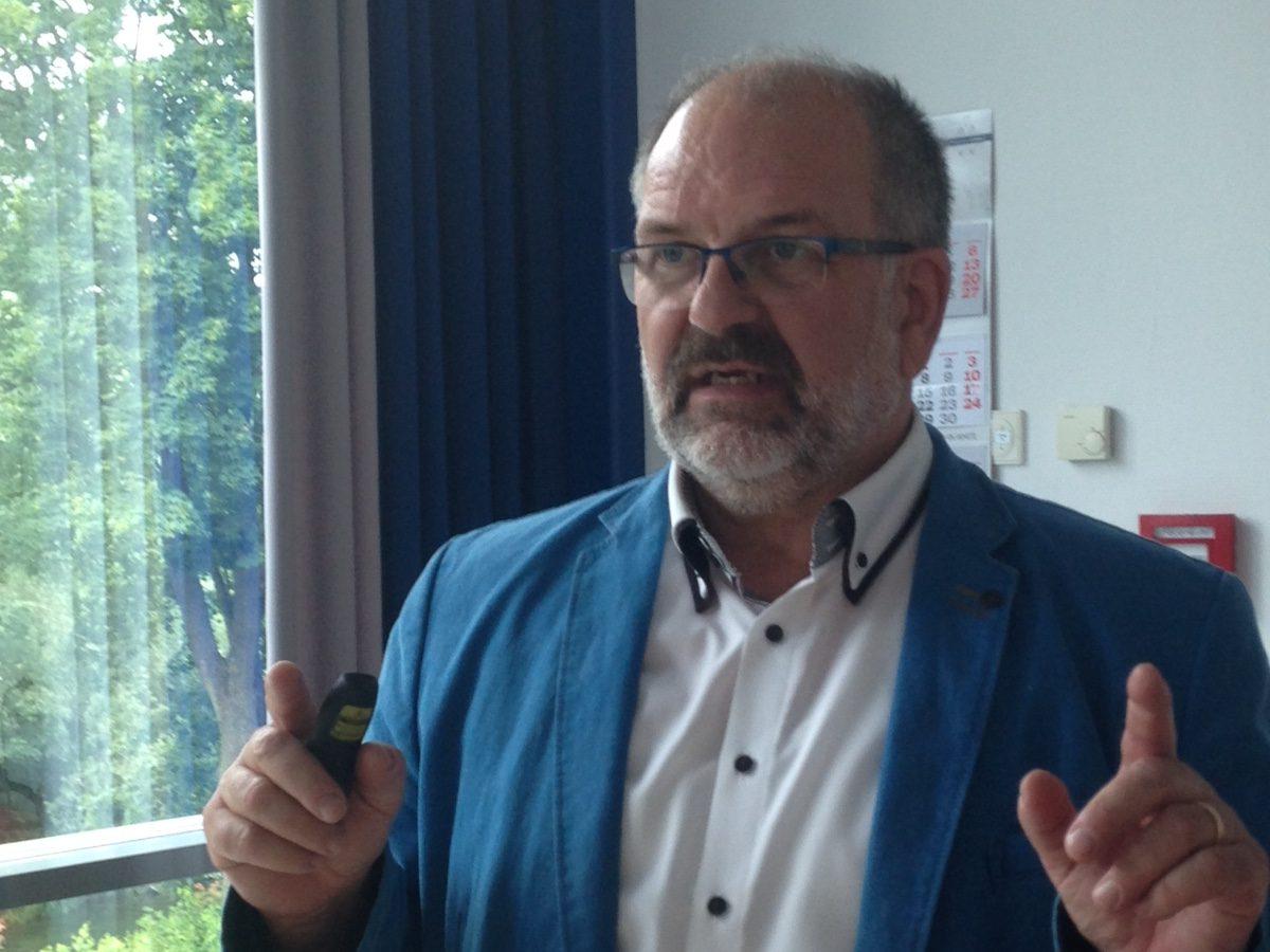 Jürgen Walter, Experte für Arbeits- und Sportpsychologie, Düsseldorf