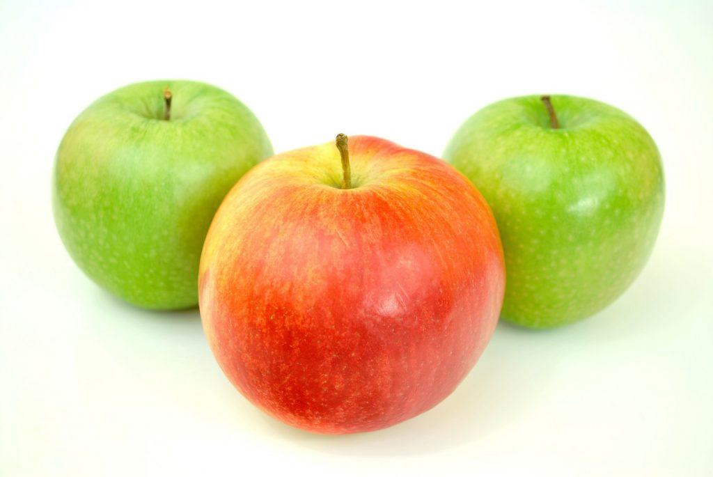 Äpfel BGM, Quelle: Pixabay