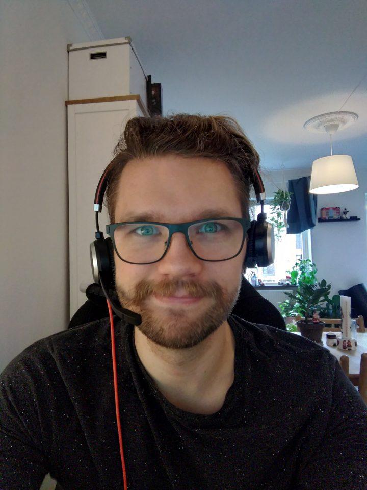 Interviewpartner Sebastian